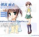 Mai Asagiri Profile