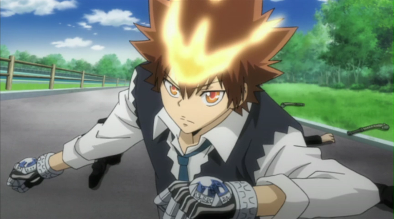 Tsunayoshi Sawada Anime And Manga Universe Wiki Fandom