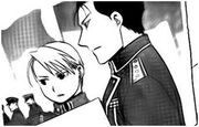 Roy and Riza Ending (Manga)
