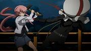 Yuno kills Yomotsu