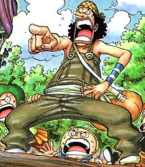 Usopp Manga Pre Timeskip Infobox
