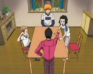 Kurosaki family meeting