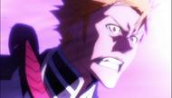 Ichigo attacked by kugo
