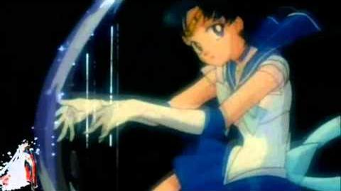 HD Sailor Merkur~Attacke 3~Merkur... Macht des Wassers, sieg Deutsch-German