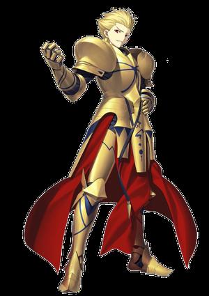 Gilgamesh Roblox Anime Cross 2 Wiki Fandom