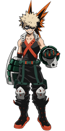 Katsuki Bakugo | ROBLOX Anime Cross 2 Wiki | FANDOM powered