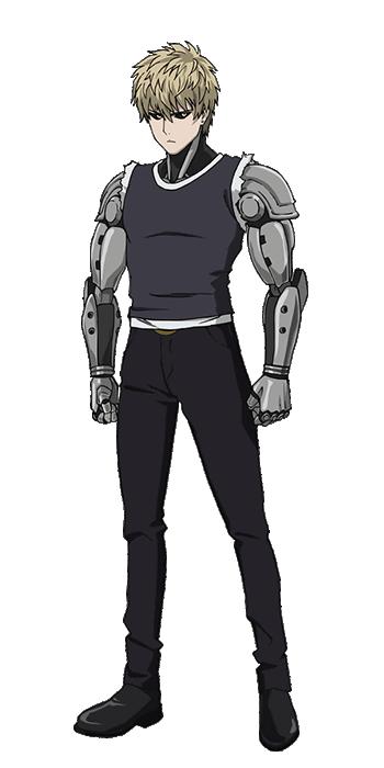 Genos Roblox Anime Cross 2 Wiki Fandom Powered By Wikia