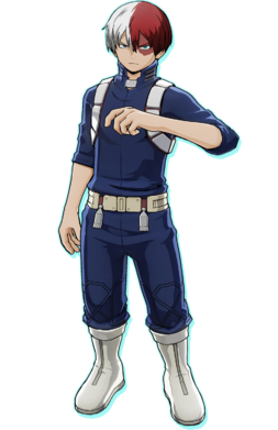 Shoto Todoroki | ROBLOX Anime Cross 2 Wiki | FANDOM ...