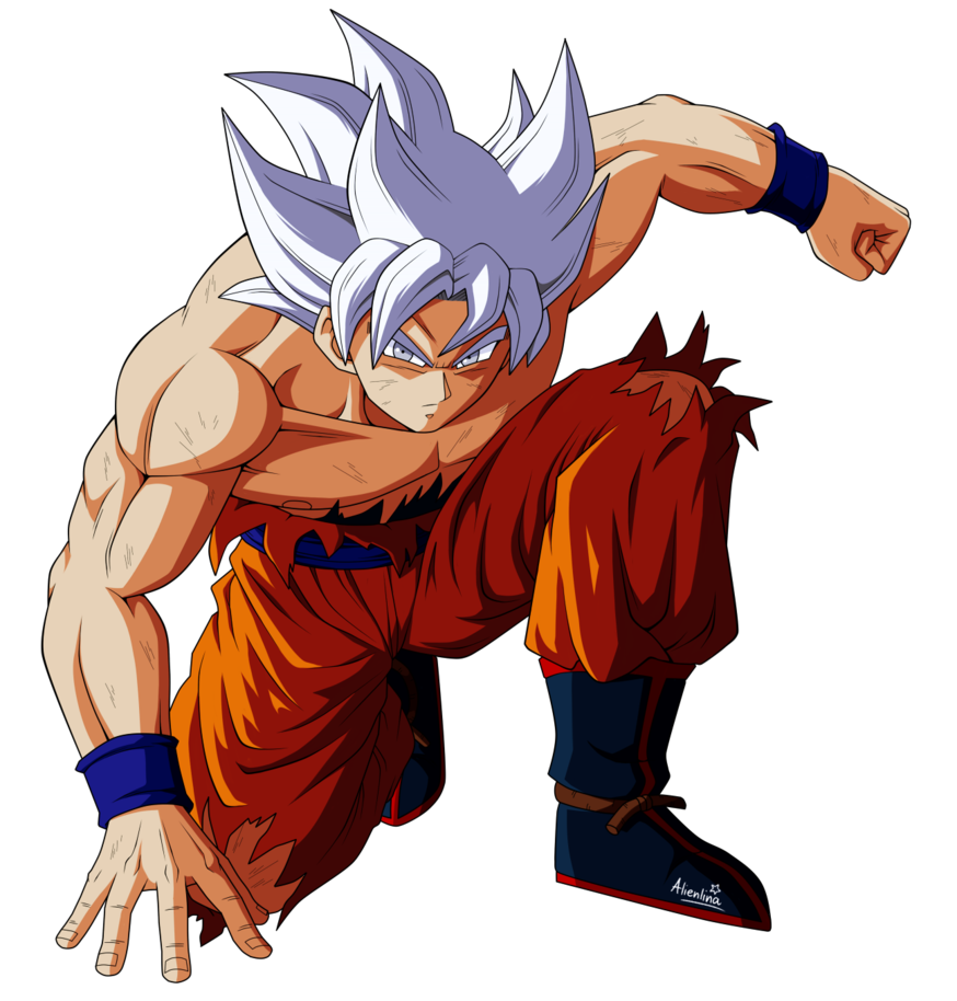 Goku Mastered Ultra Instinct Roblox Anime Cross 2 Wiki - roblox zoro decal