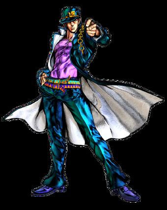 Jotaro Kujo Roblox Anime Cross 2 Wiki Fandom