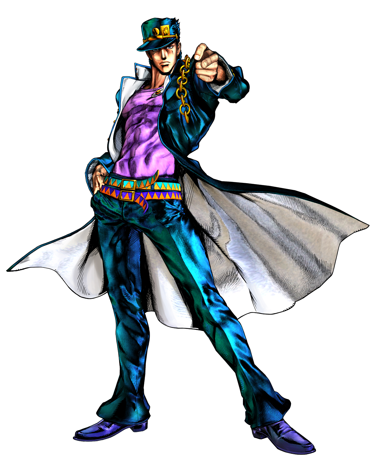 Jotaro Kujo | ROBLOX Anime Cross 2 Wiki | Fandom