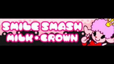 SMILE SMASH 「MILK・CROWN」
