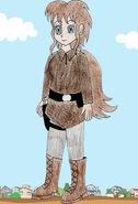 Lbt human littlefoot s mother by animedalek1-d6om278