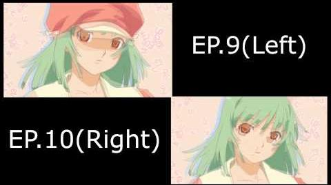 Bakemonogatari Blu-ray OP 4 Sengoku Nadeko