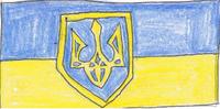 Flag of Armed Alliance of Kiev