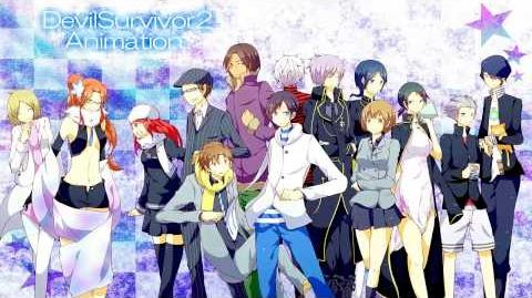 Devil Survivor 2 Full Opening Take Your way