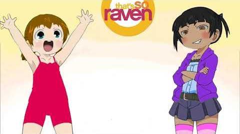 That's so raven anime-1