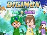Digimon Adventures Of T.K. & Kari