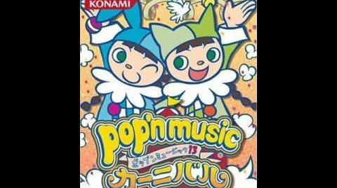 Pop'n music 13, carnival - MELT, メルト - PARQUETS