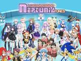 Hyperdimension Neptunia Tunes (TV Series)