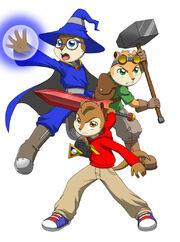 Alvin and the chipmunks trinity force by pak009-d5kpeiv