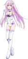 HDN The Animation Purple Sister