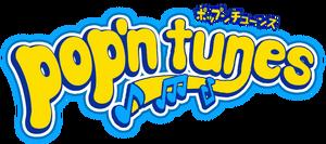 Pop'n Tunes logo