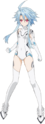 HDN The Animation White Heart