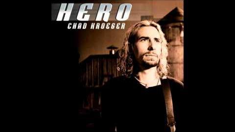 Chad Kroeger (feat. Josey Scott) - Hero HQ