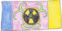 Flag of Ukrainian Power Force