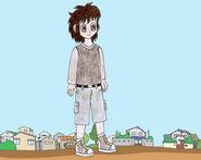 Lbt human littlefoot by animedalek1-d6ctaer