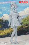 Mitsuha Miyamizu 1-8 gsc unpainted