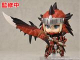 Nendoroid Hunter: Female Rathalos Edition