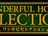 Wonderful Hobby Selection