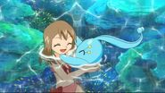 May with Manaphy