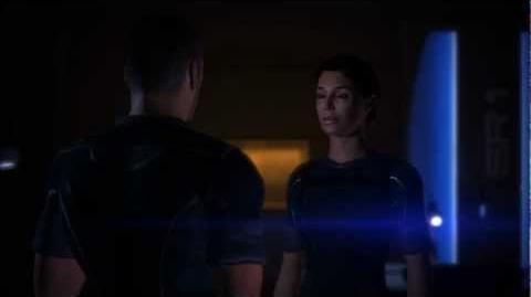 Mass Effect - Ashley Williams Sex Scene HD