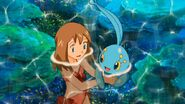 May with the Manaphy