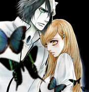 Hollow and orihime