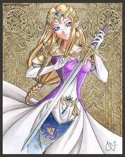 Princes zelda2
