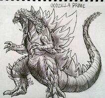 A kaiju story godzilla prime by erickzilla da6pxey-fullview