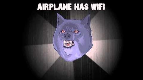 AIRPLANE - Insanity Wolf