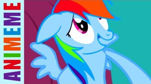Rainbow Dash Clopping