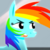 Rainbow Dash In Battle