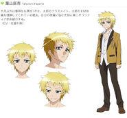 Character tatsukichi
