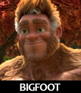 Bigfoot (The Son of Bigfoot) Tumblr by Remert