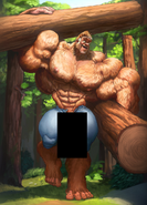 Bigfoot Censored 2