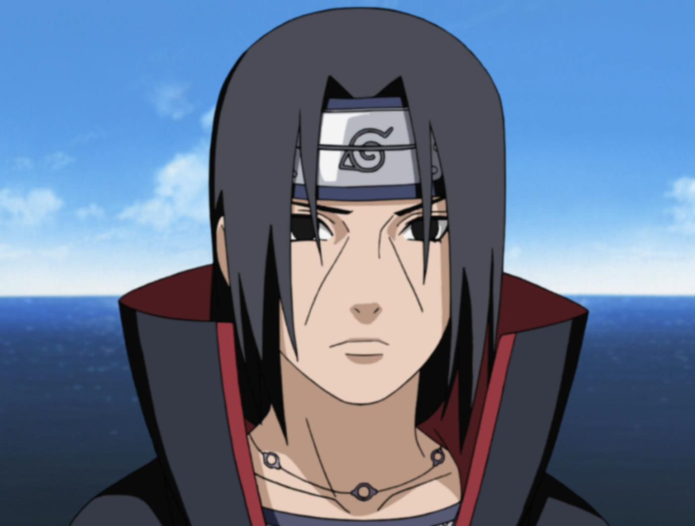 Itachi Uchiha Anime Quotes Wiki Fandom Powered By Wikia