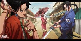 Samurai champloo days by brolo-d2ygxx1
