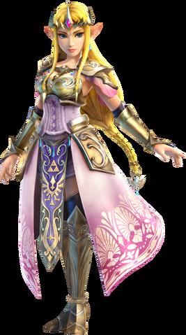 File:HW Princess Zelda.png