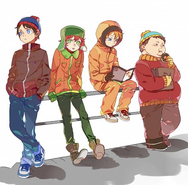 Team Stan Anime South Park Wiki Fandom